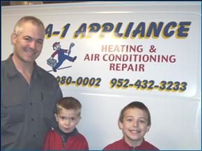 A-1 Heating and Repair