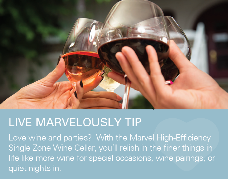 ... Dynamic Cooling Technology™ delivers the industryu0027s best temperature stability and rapid cool down safely bringing wine to temperature without ... & Marvel 24